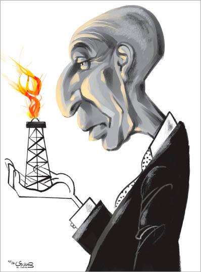 Hadi Heydari - Cartoonist
