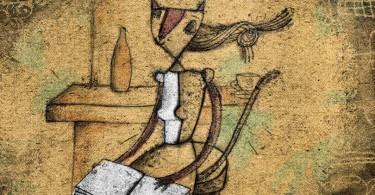 Nasim Norouzi - Illustrator