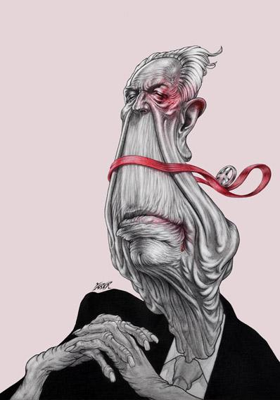 Yaser Khanbarai - Cartoonist