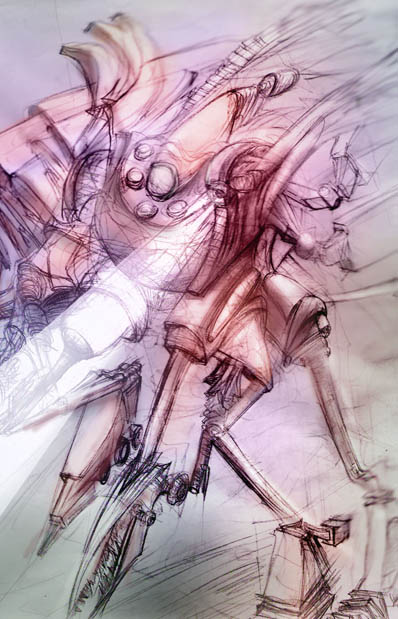 Ehsan Taebloo - Digital Illustrator