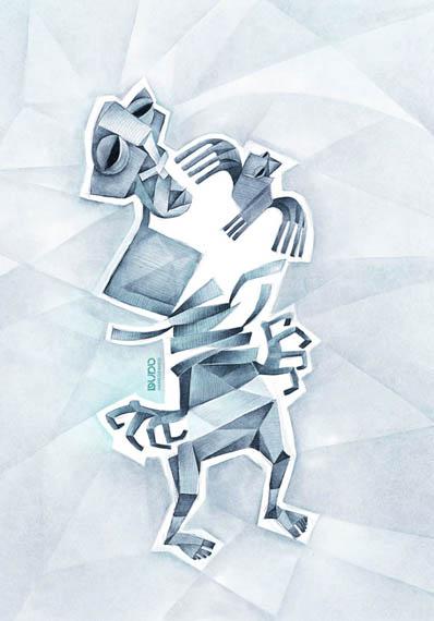 Hamed Zahed Mousavi - Illustrator