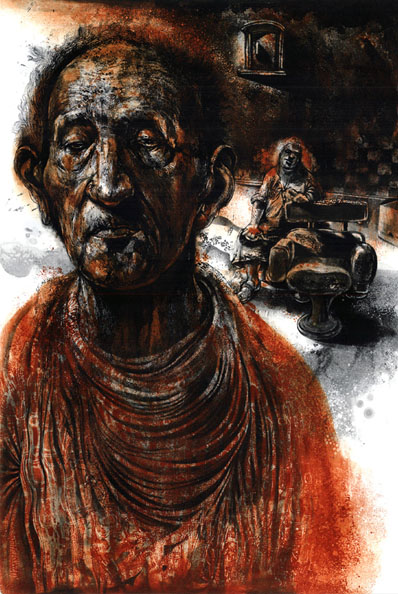 Mehrdad Khataei  - Printmaker
