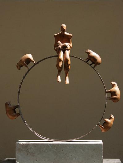 Soheyl Bastami - Sculptor