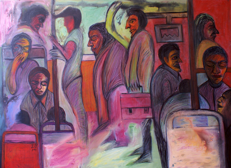 Hani Najm - Painting