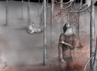 atieh zeighami - illustrator