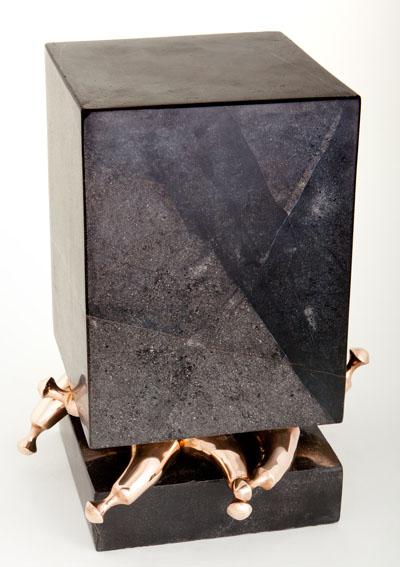 Farzaneh Husseini - Sculptor