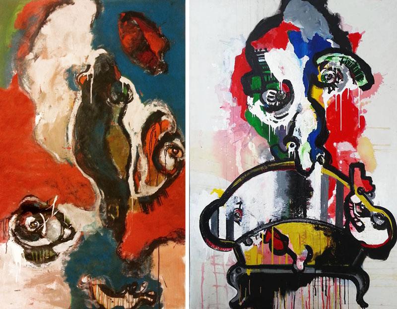 Jeyran Mahdavi - Painter