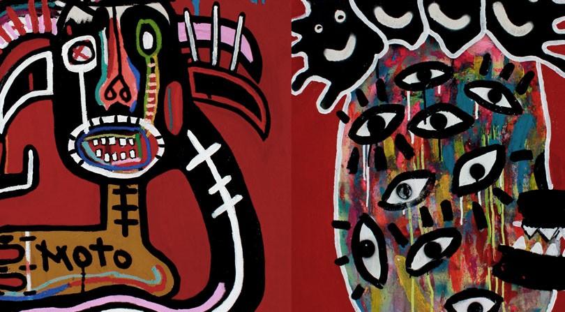 nina ghaffari - painter