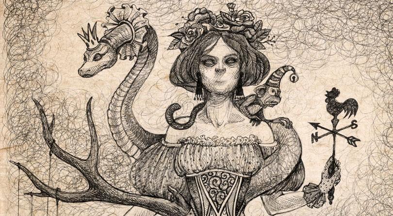 Bita Aliabadi - Illustration