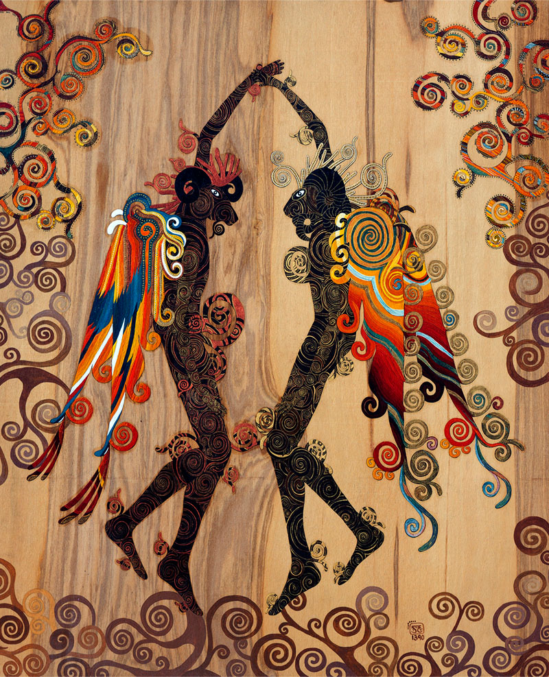Shirin Babazadeh - painter