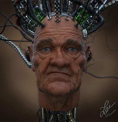 Farzin Moayed - 3D Designer