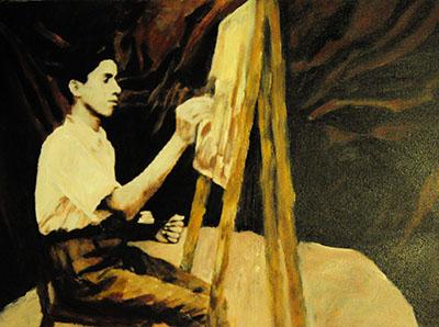 Shiva Eini - Painter