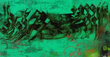 Mohammad Fadaei - calligrapher