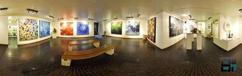 گالری سیحون و گردش مجازی در این گالری seyhounartgallery