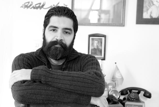نمایشگاه پوسترهای اونیش امین الهی در ترکیه