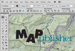 نقشه نگاری دیجیتال در ایلاستریتور