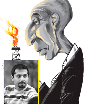 هادی حیدری کارتونیست