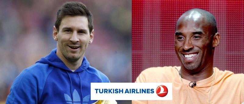 کوبه در برابر مسی و خطوط هوای ترکیه