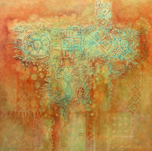 نمایشگاه نقاشی آثار عبدالحسین بنافیان