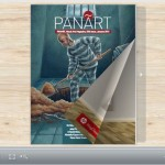 مجله دیجیتال هنرهای تجسمی پان آرت نسخه بیست و پنجم