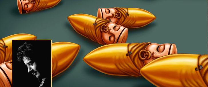 جلال پیرمرزآباد - کارتونیست