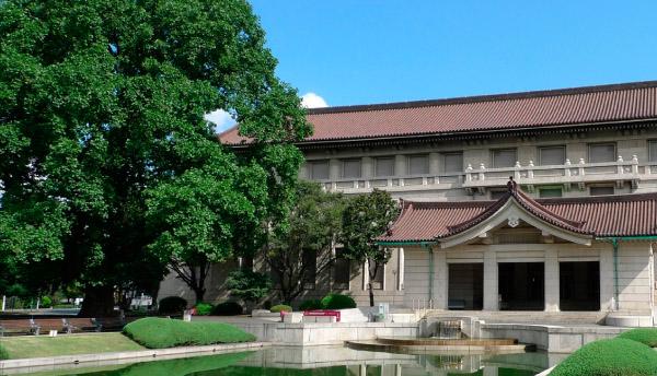 موزه ملی ژاپن ، مکانی برای نمایش هنر مشرق زمین