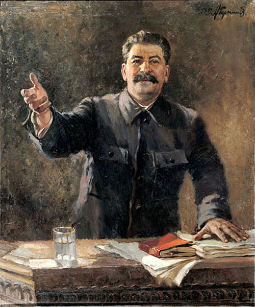 دو هنرمند نقاش از کشور شوروی سابق که باید شناخت الکساند گراسیموف - Aleksandr Gerasimov -