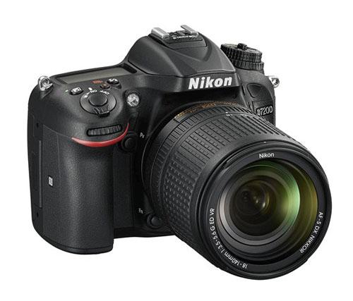 رونمایی از دوربین دیجیتال جدید نیکون D7200