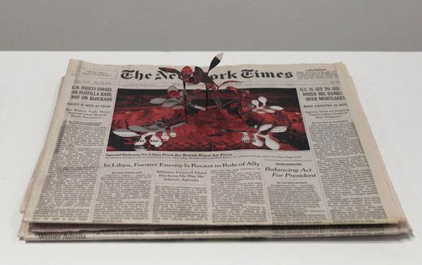 رویاهایی از نیویورک تایمز