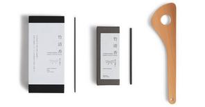 طراحی صنعتی ملزومات آشپزخانه از بامبو