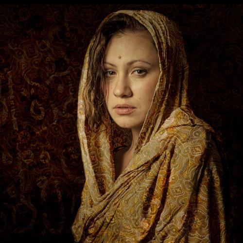 عکاسی های آیمان لطفی در نمایشگاه دبی