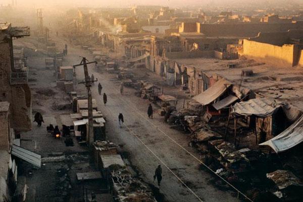 عکسهای استیو مک کیوری از افغانستان