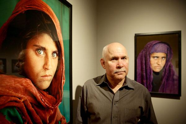 نمایشگاه عکس استیو مک کیوری