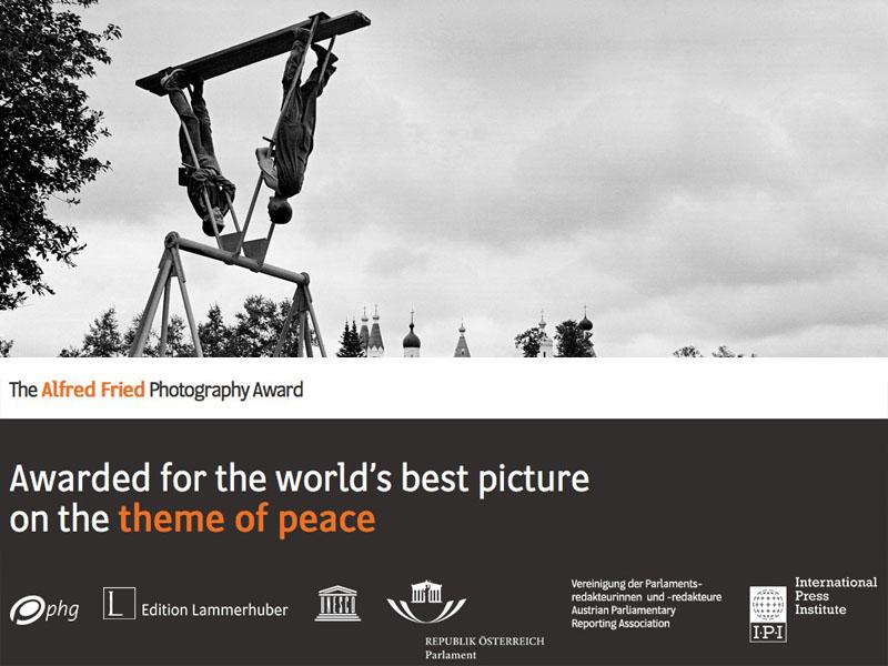 فراخوان عکاسی جهانی با موضوع صلح