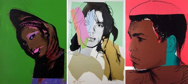 پشت صحنه اندی وارهول Andy Warhol - مقاله پریسا در بازدید از موزه اندی وارهول پیتزبرگ