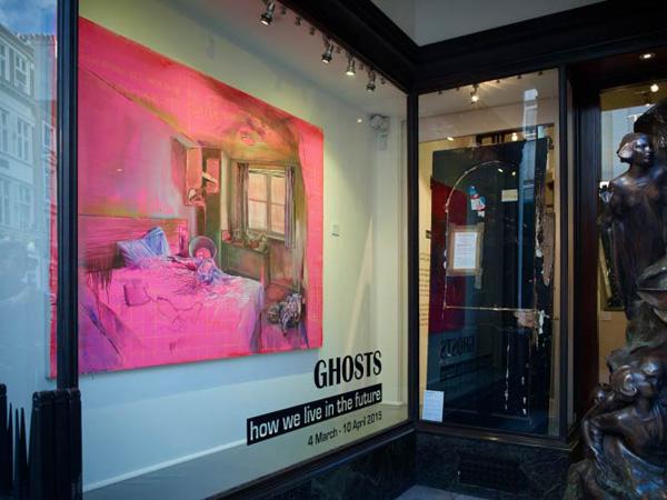 نمایشگاه ارواح در لندن