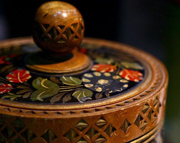 نمایشگاه نقاشی و صنایع دستی روسیه