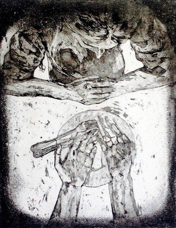 برگزاری نمایشگاه چاپ دستی در موزه هنرهای معاصر اهواز