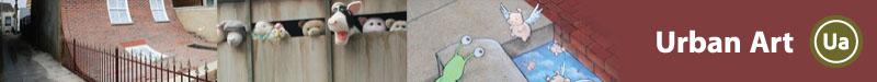 اخبار هنرهای تجسمی - اخبار هنر شهری urban art
