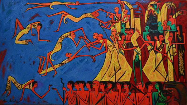 دو هنرمند مصری برجسته که باید شناخت