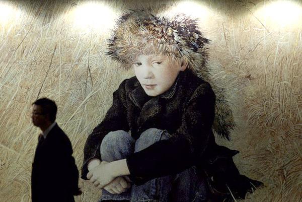 اندرو وایت - فیگوراتیو های رئالیست - اکسپرسیونیسم در آثار هنرمندان
