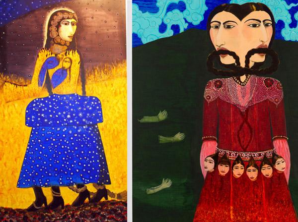 سمیرا عباسی بدنبال هویتی در آن سوی ریشه ها و فرهنگ