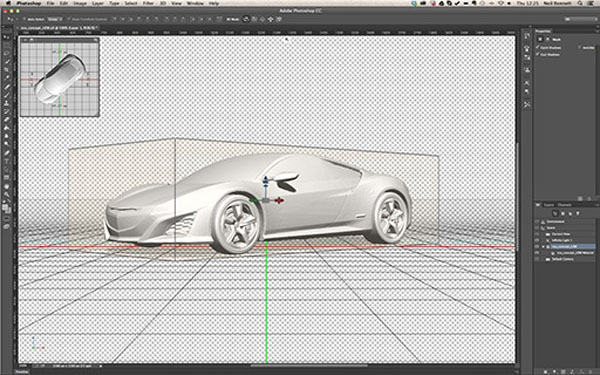پرینت سه بعدی از محصولات هوندا - پان آرت