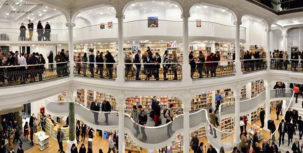کتاب فروشی جادویی در رومانی - پان آرت