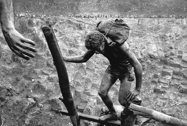 گودال جهنمی طلا در برزیل و آثار سباستیائو سالگادو