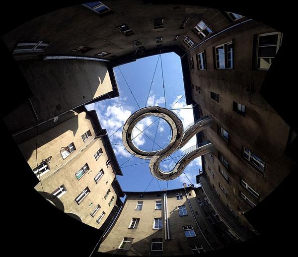 معماری لهستانی و ارتباط دفاتر کاری   پان آرت