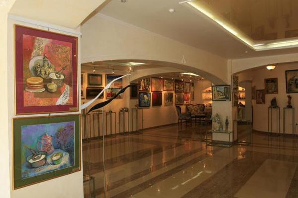 گالری آروست - موزه های موثر در هنر معاصر قزاقستان