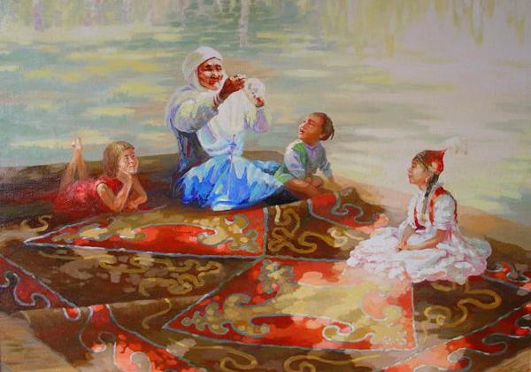 گالری ایو - موزه های موثر در هنر معاصر قزاقستان