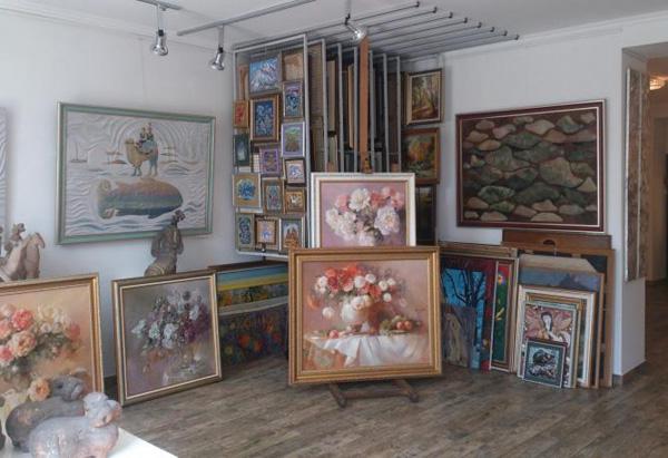 موزه ایالتی هنر کاستیف - موزه های موثر در هنر معاصر قزاقستان