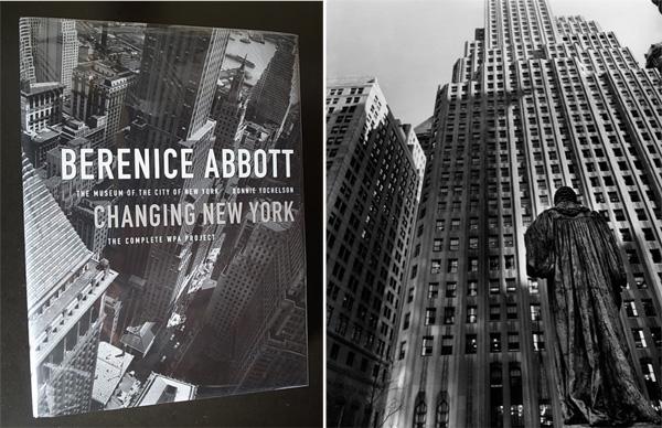 ارمغان خلج - نیویورک در حال تحول و آثار عکاسی برنیس ابوت